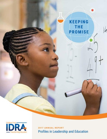 Page 1 of Keeping the Promise: Profiles in Leadership and Education