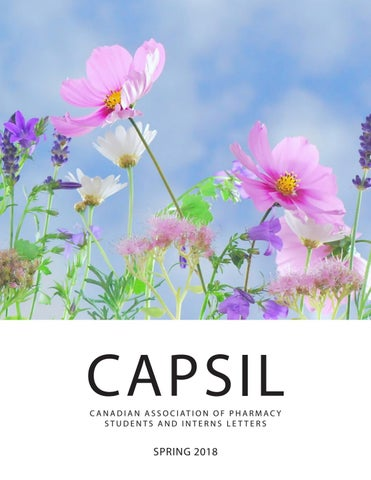 Spring 2018 CAPSIL- English by CAPSI - issuu