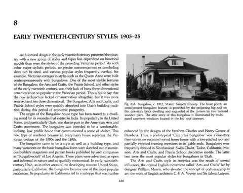 Page 144 of Utah's Historic Architecture - Early Twentieth Century Styles 1904-1925