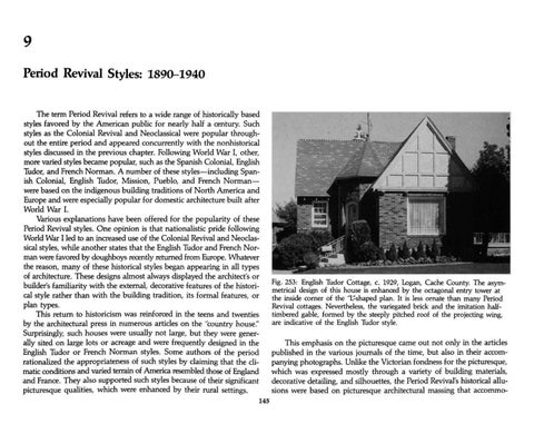 Page 153 of Utah's Historic Architecture - Period Revival Styles 1890-1940