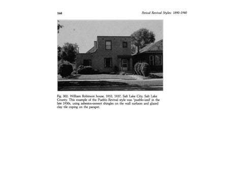 Page 176 of Utah's Historic Architecture - Modern Styles 1930-1940