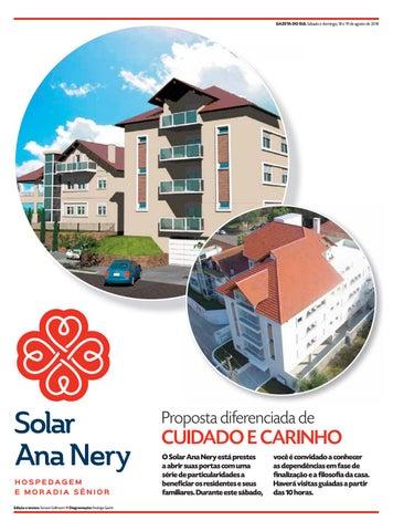 Caderno Especial - Solar Ana Nery - Jornal Gazeta do Sul by Kathlen ... d882ac59281ff