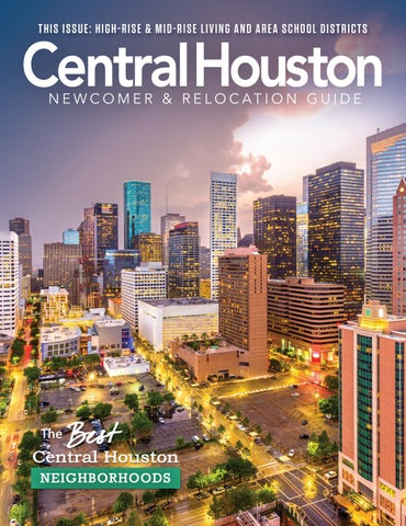 79189e3cb68 Central Houston Newcomer   Relocation Guide - Spring Summer 2018 by ...