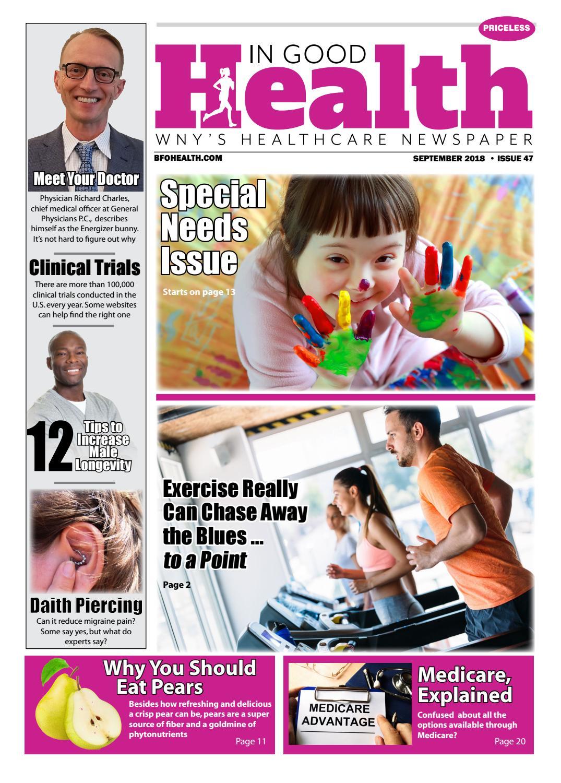 WNY IGH #47 September 2018 by WNY Health News - issuu
