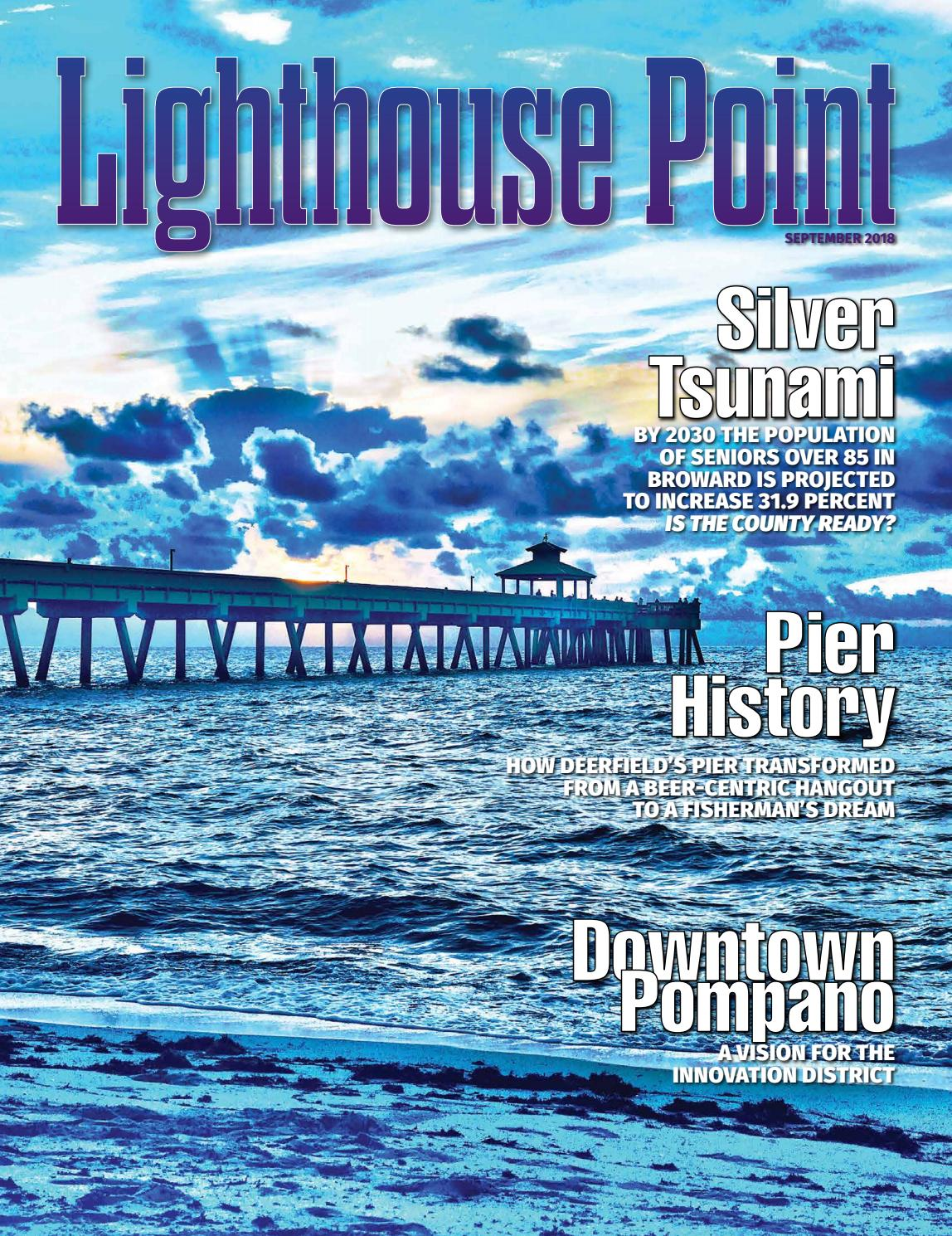 Lighthouse Point Magazine September 2018 by Point! Publishing - issuu
