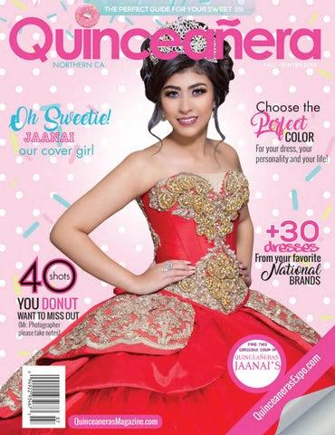 quinceanera magazine jaanaisandy belio - issuu