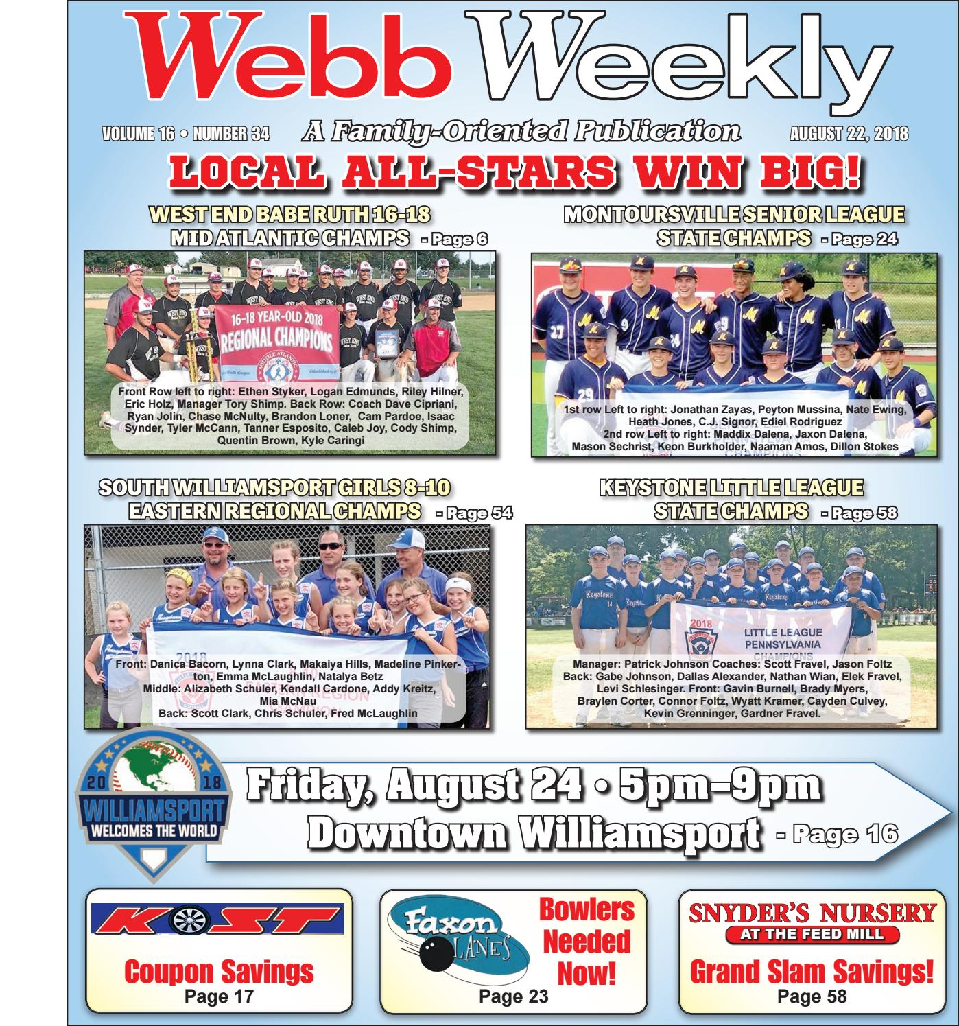 f38b59e2 Webb Weekly - August 22, 2018 by Webb Weekly - issuu