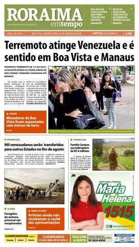 Jornal Roraima em tempo – edição 1014 by RoraimaEmTempo - issuu 62b5250ed28a4