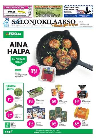 Salonjokilaakso vko 31 2018 by Salonjokilaakso lehti - issuu c0e6bb40bc