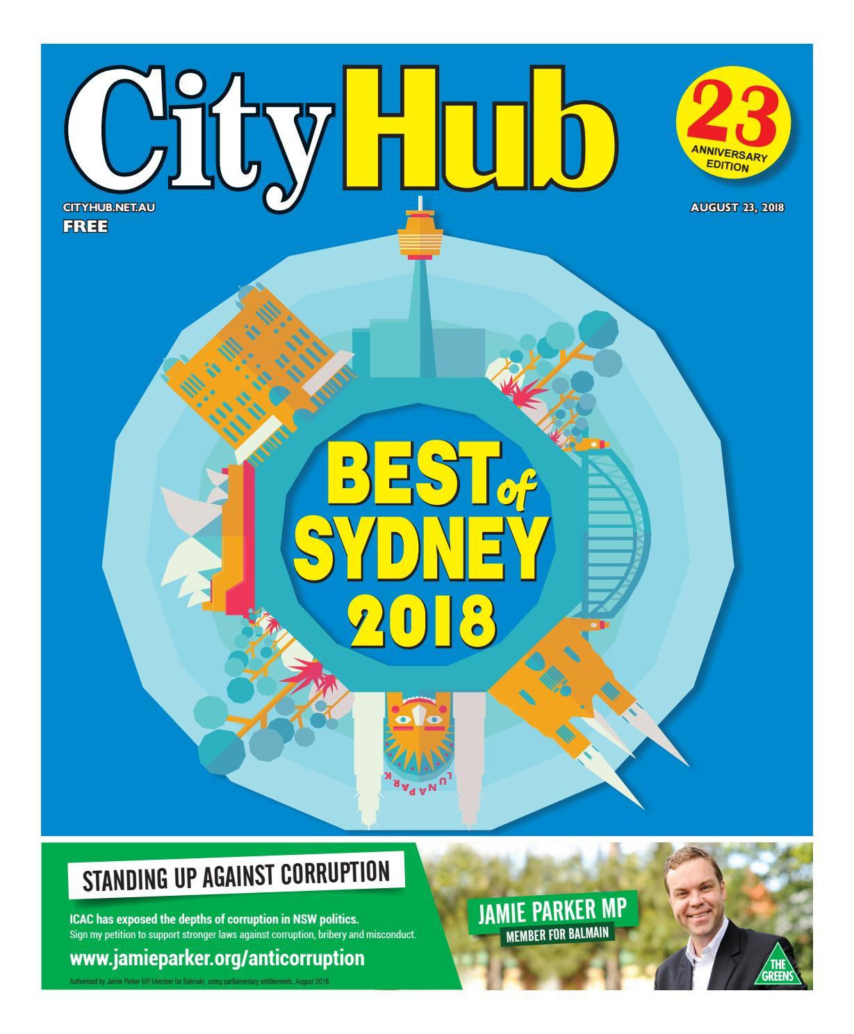 City Hub 23 August 2018 by Alt Media - issuu
