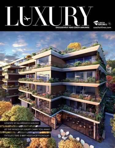 Luxury ČSA 08 2018 by LuxuryGuideCZ - issuu f56c6a8471a