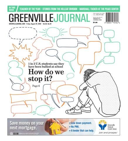 August 24, 2018 Greenville Journal by Community Journals - issuu