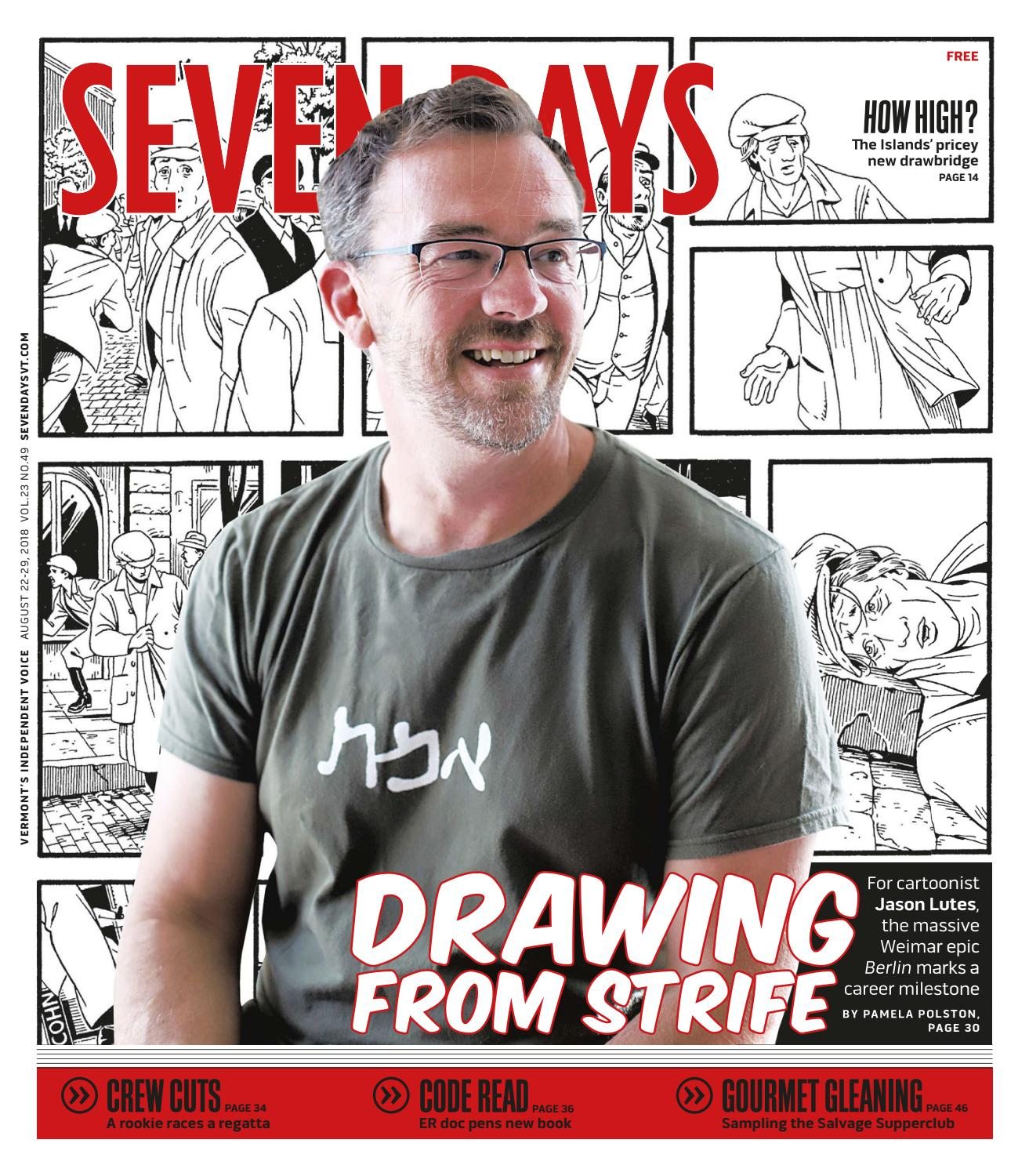 f323a1f53 Seven Days, August 22, 2018 by Seven Days - issuu