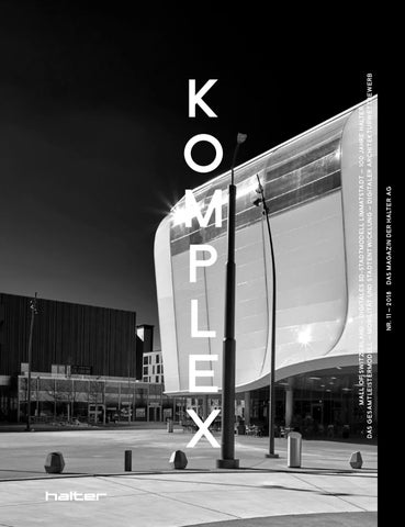 Komplex 2018 by Halter AG - issuu