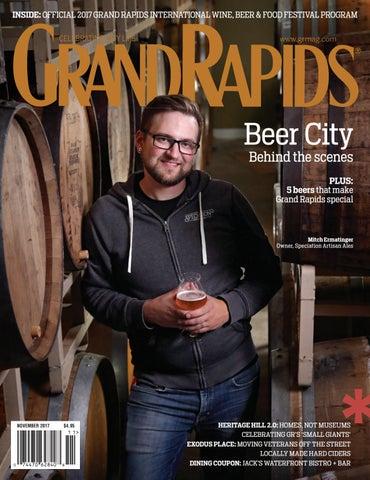 Grand Rapids Magazine November 2017 By Grand Rapids Magazine Issuu