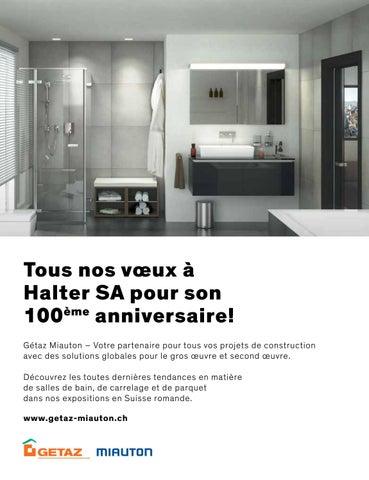 Komplex FR By Halter AG Issuu - A g carrelage 83