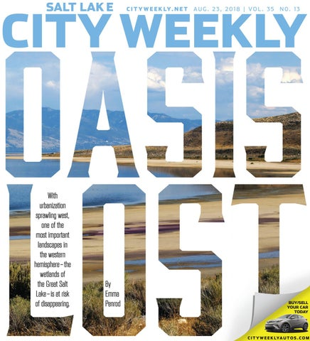 33ee80754 City Weekly August 23, 2018 by Copperfield Publishing - issuu