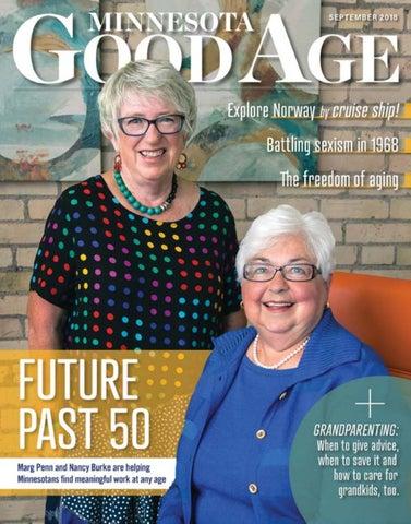 September 2018 By Minnesota Good Age Issuu