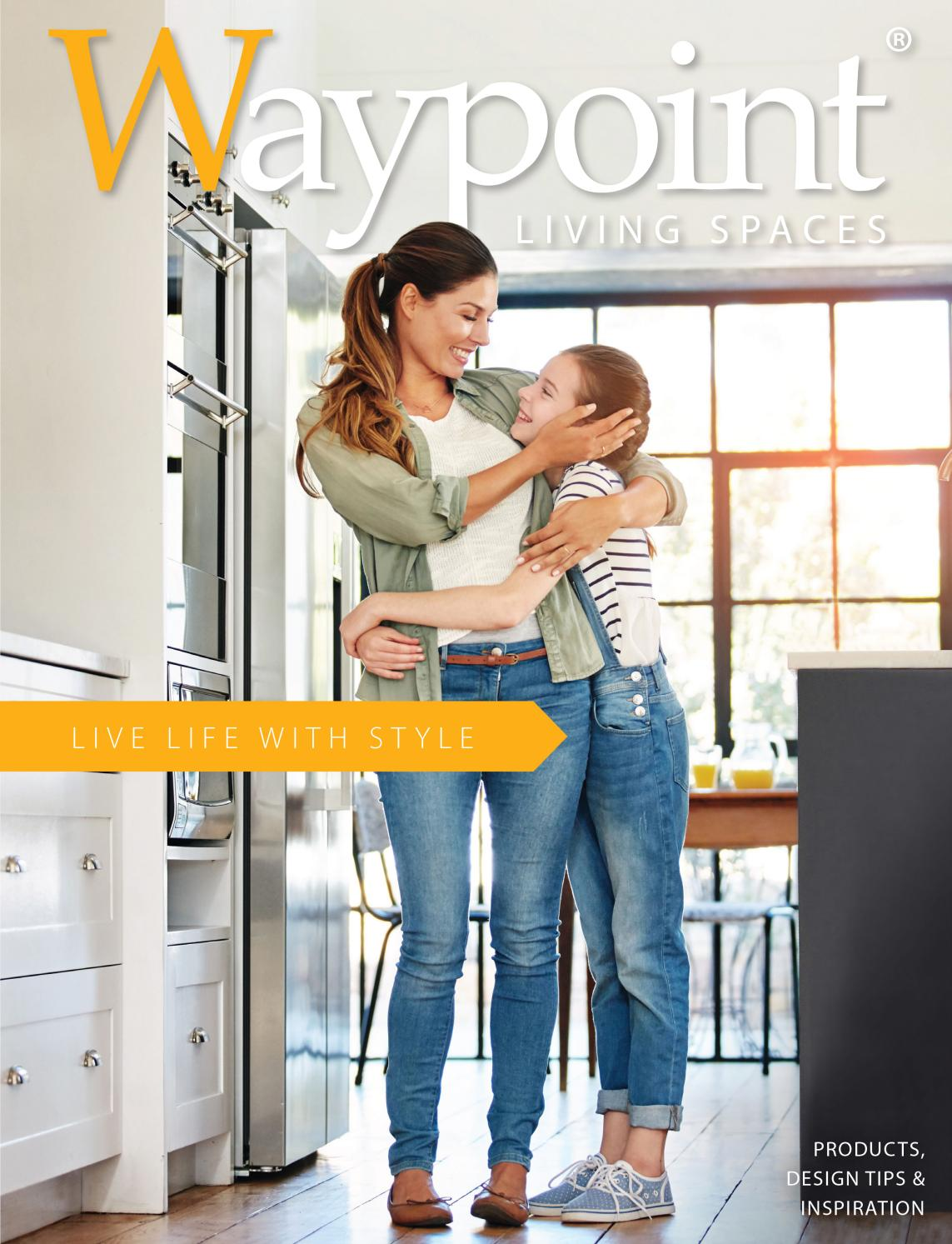 Waypoint Living Spaces Magazine Fall 2018 By Waypointlivingspaces Issuu