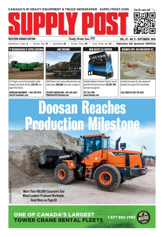Supply Post West September 2018 by Supply Post Newspaper - issuu on