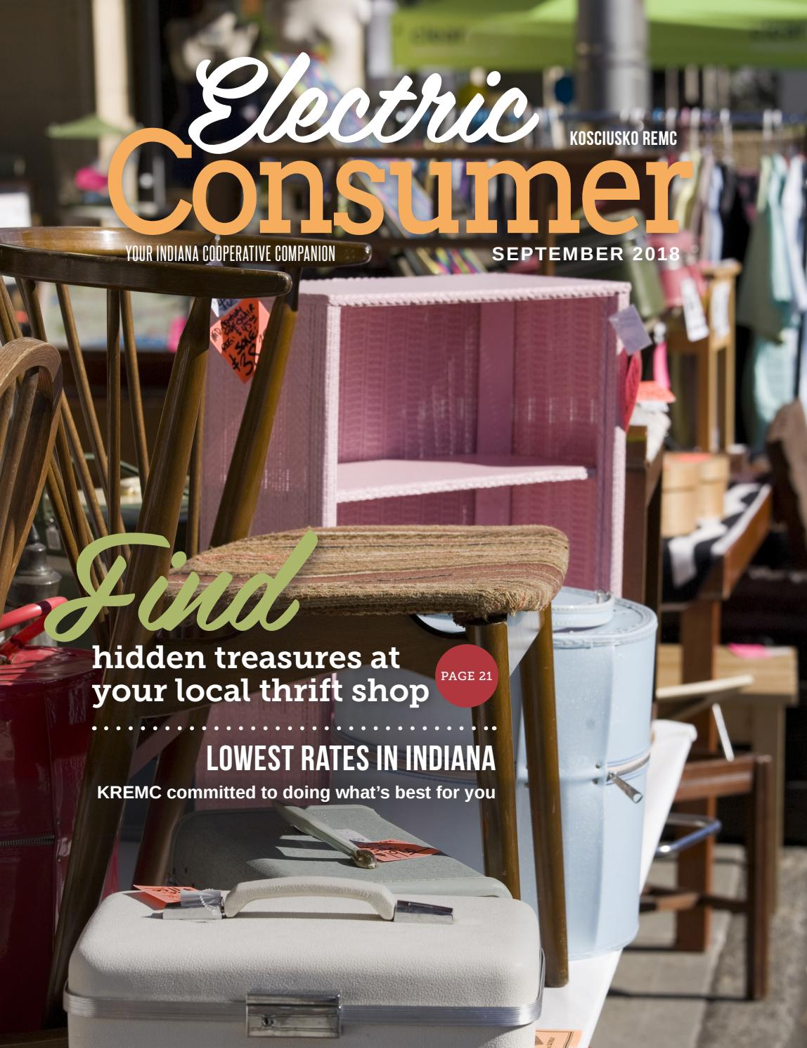 Kosciusko Remc September 2018 Electric Consumer By Wiring Specialties Coupon Code Issuu