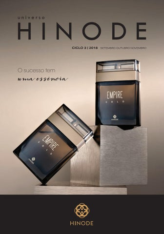 89436d4a50 Catálogo oficial HINODE - Ciclo 3/2018 by Grupo Hinode Oficial - issuu