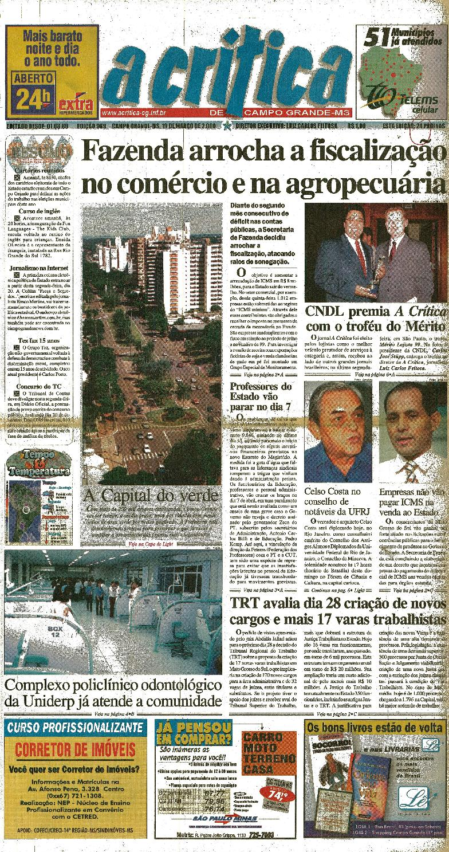 Jornal A Crítica - Edição 969 - 19 03 2000 by JORNAL A CRITICA - issuu 2afc1125ca