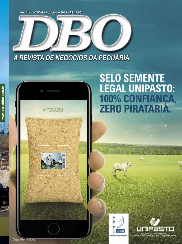Revista DBO 454 - agosto de 2018 by portaldbo - issuu e42c630232e