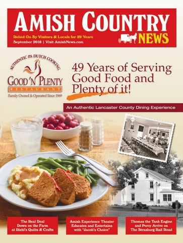 Amish Country News July 2018 by Amish Country News - issuu