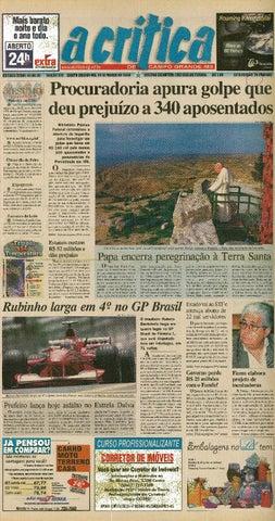 Jornal A Crítica - Edição 970 - 26 03 2000 by JORNAL A CRITICA - issuu 600b471ecaa48