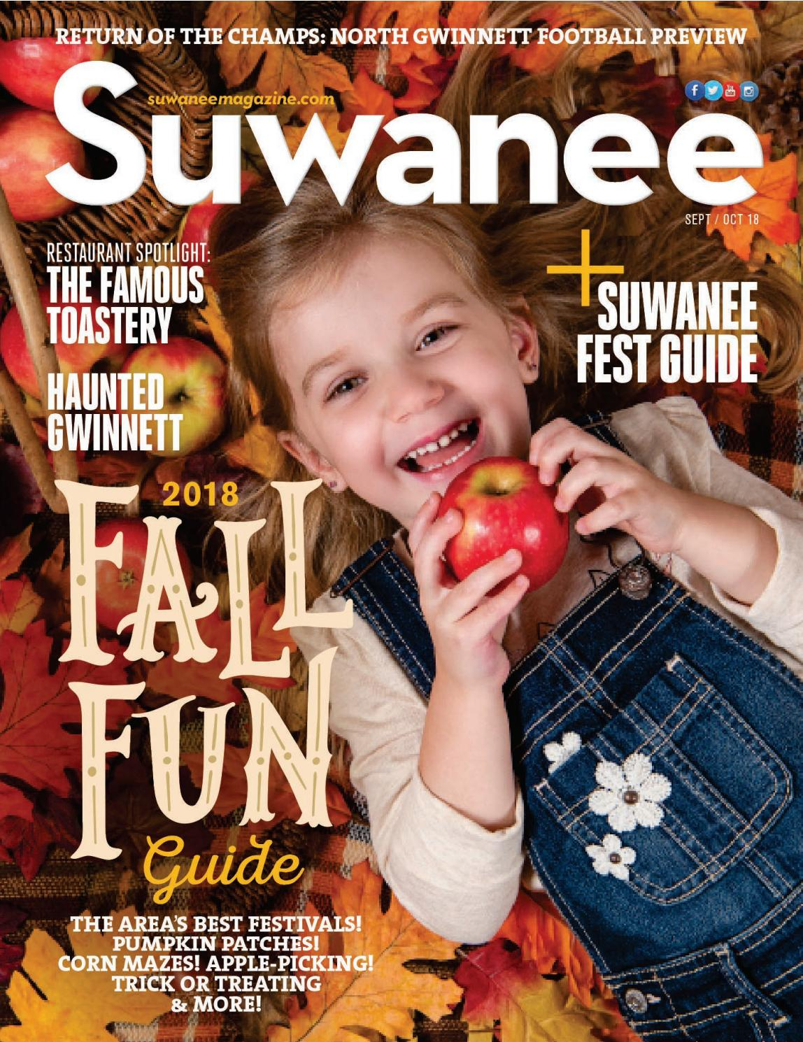 suwanee magazine september-october 2018suwanee magazine - issuu