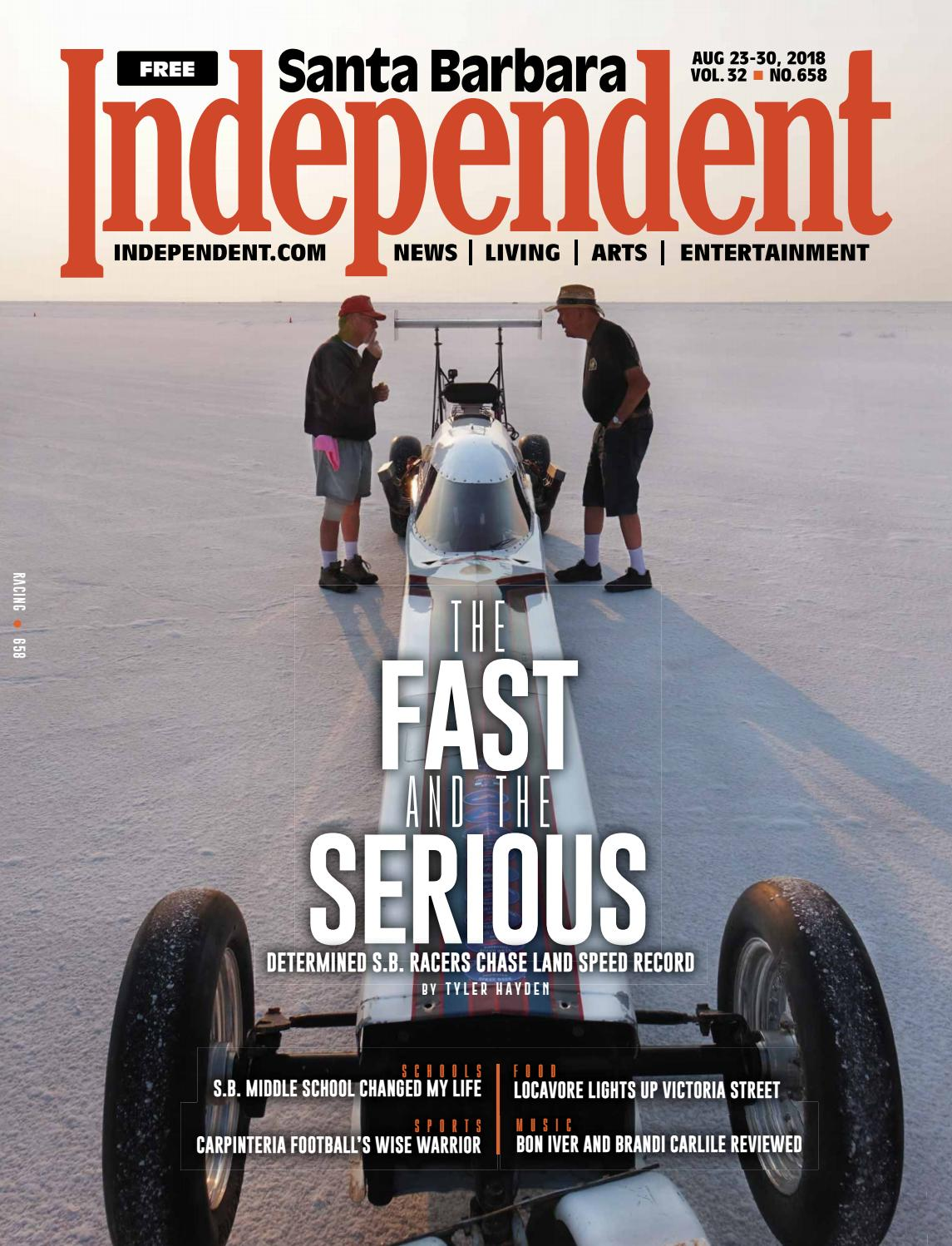 Santa Barbara Independent, 082318 by SB Independent issuu