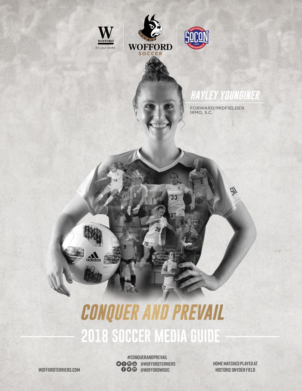 Gwinnett County Schools Calendar 2020-2016 2018 Wofford Women's Soccer Media Guide by Wofford Athletics   issuu