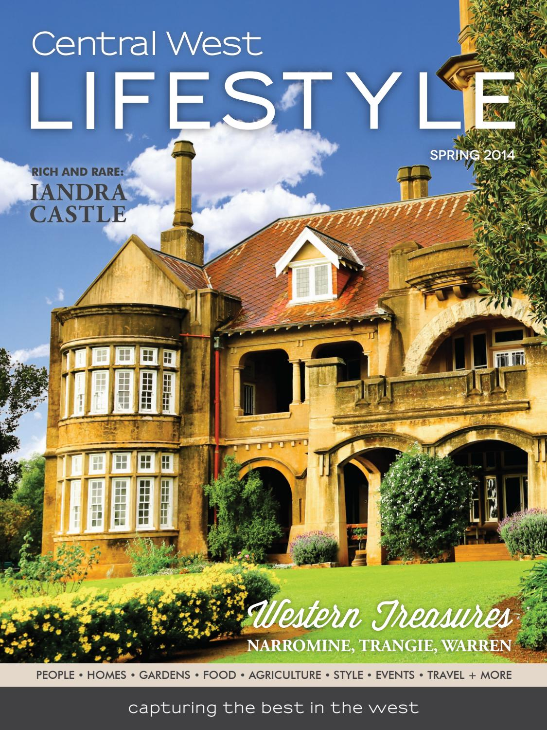 6 Central West Lifestyle Spring 2014 By Crazy Telephone Wiring India Magazine Issuu