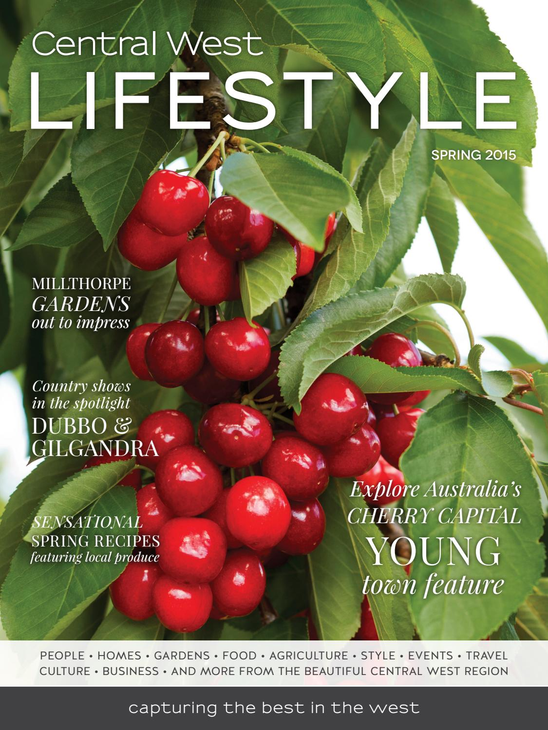 10 Central West Lifestyle Spring 2015 By Central West