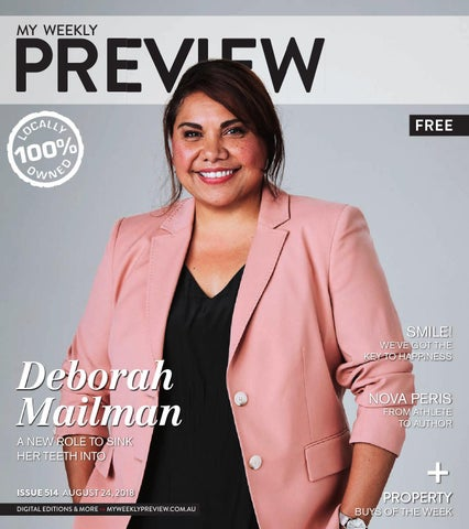 My Weekly Preview Issue 514 by My Weekly Preview - issuu