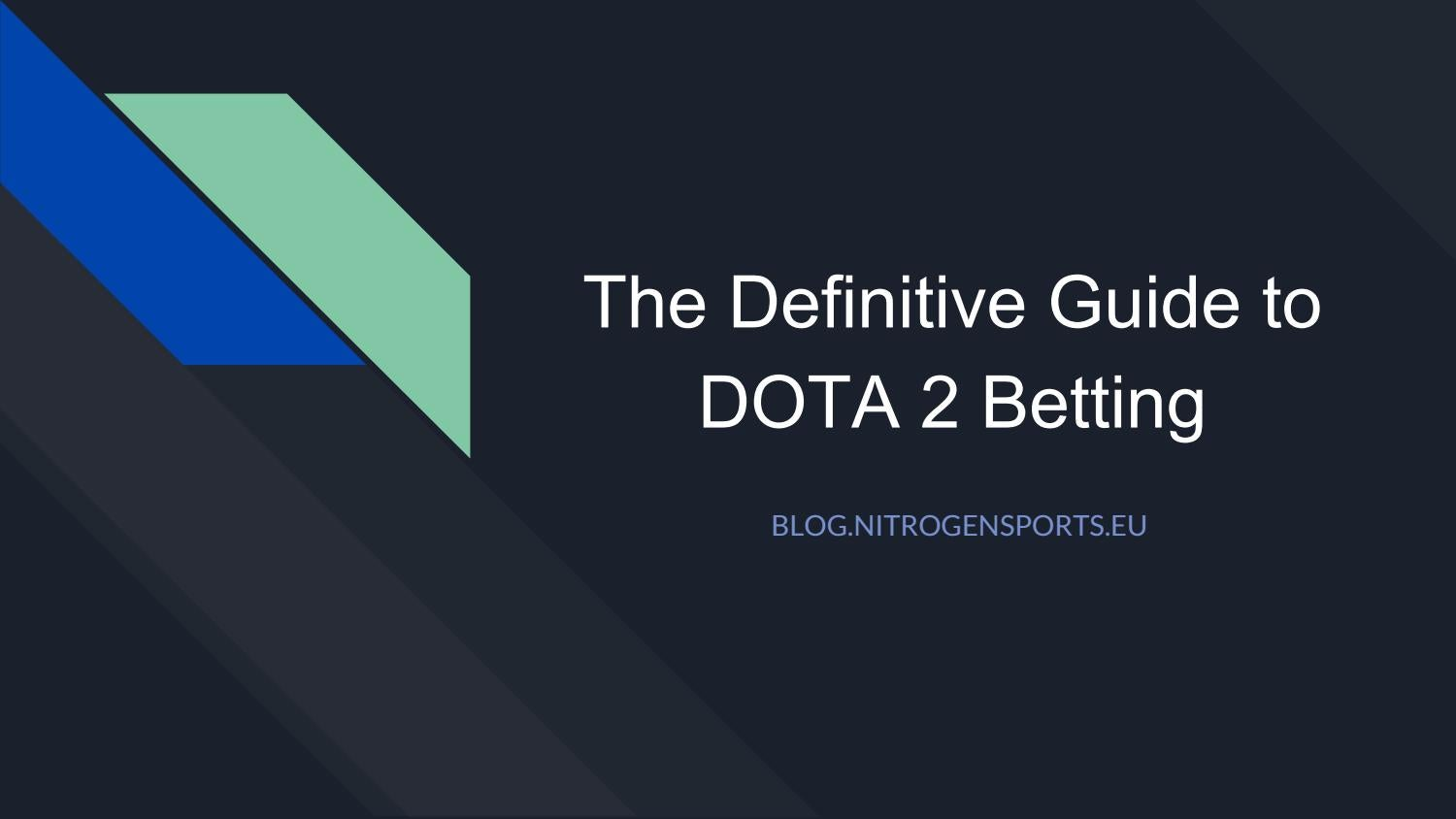 Dota 2 betting blogspot england ireland betting odds