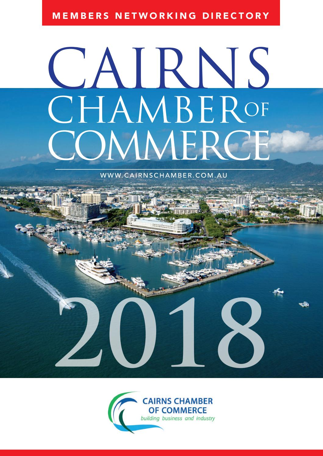 Cairns Chamber of Commerce 2018 by CityLife - issuu
