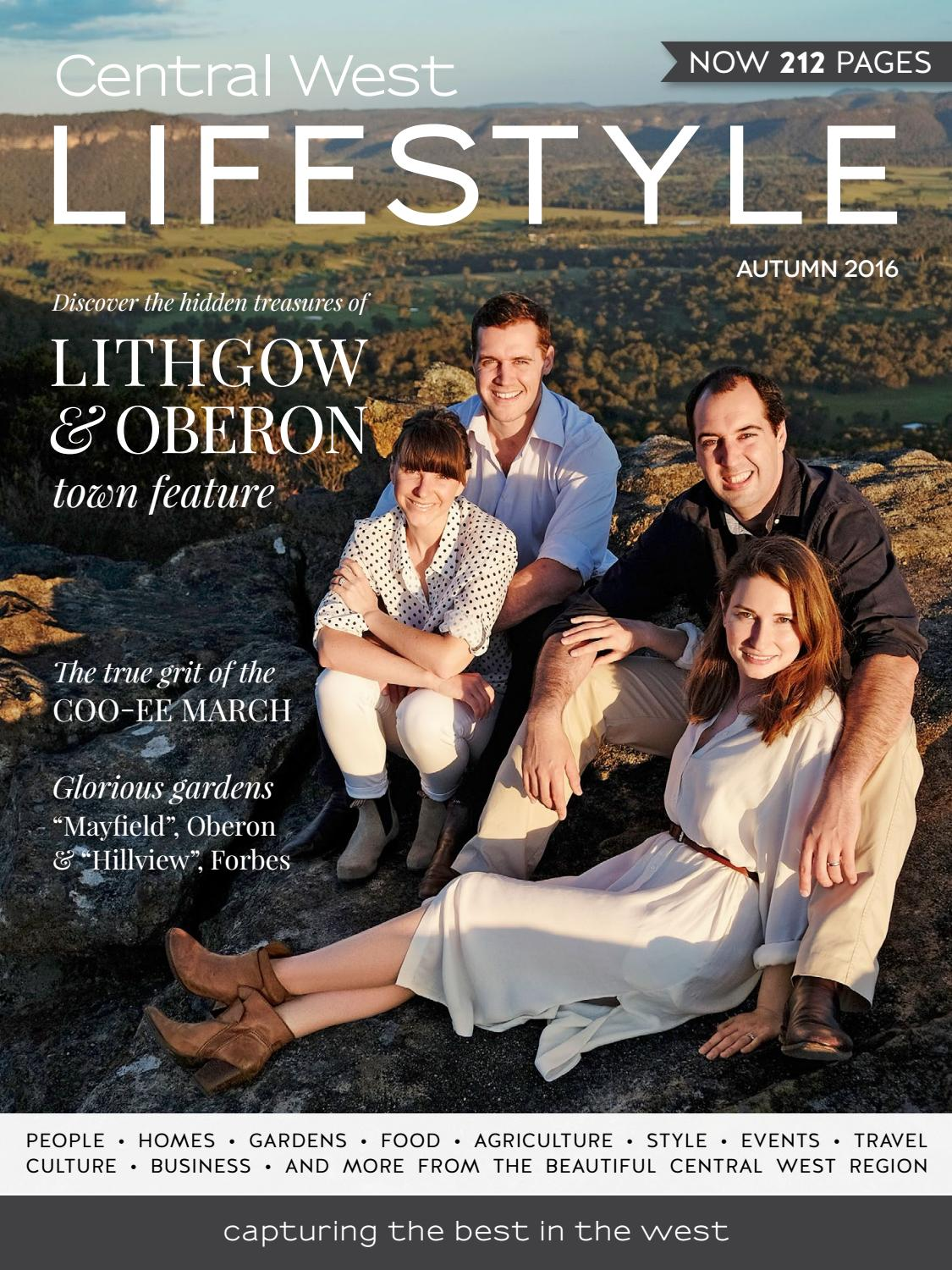12 Central West Lifestyle Autumn 2018 By Wire Harness Branch Vocabulary Magazine Issuu