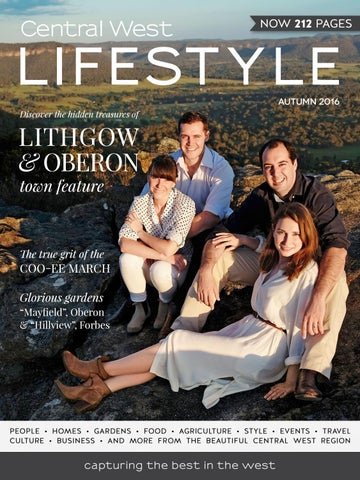 12 Central West Lifestyle Autumn 2018 By Central West Lifestyle