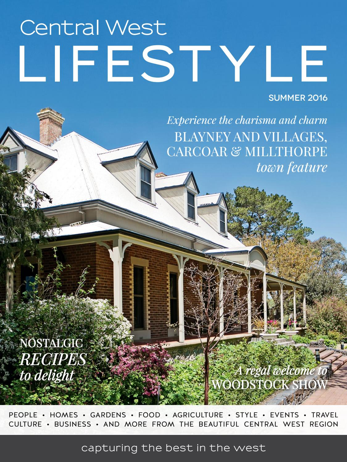 15 Central West Lifestyle Summer 2016 By Green Acres Sprinkler Company Wiring Connections Hub Vs Daisy Magazine Issuu
