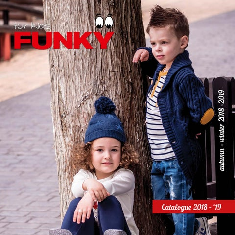 0859a422723 Catalogue For Funky Kids Collection A/W 2018 2019 by Butterfly ...