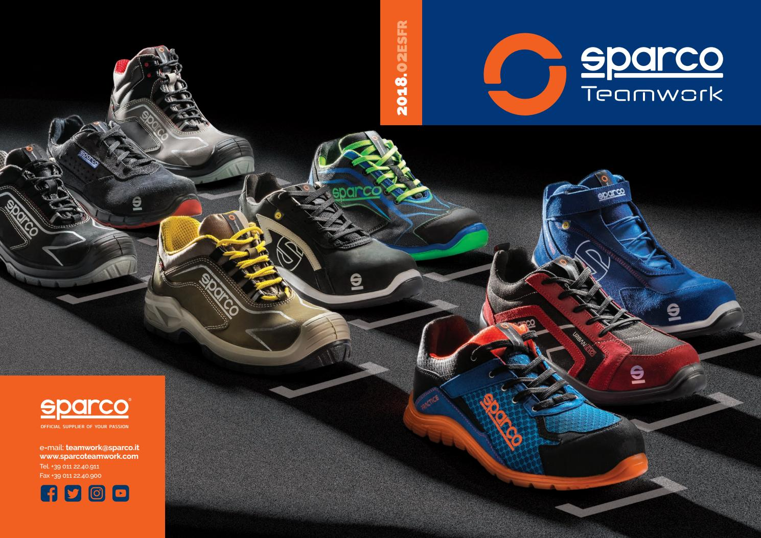 2730b8e5669 Sparco teamwork by Speedwear Eyckmans - issuu