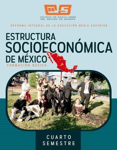 Estructura Socioeconomica 2016 By Librosx Issuu