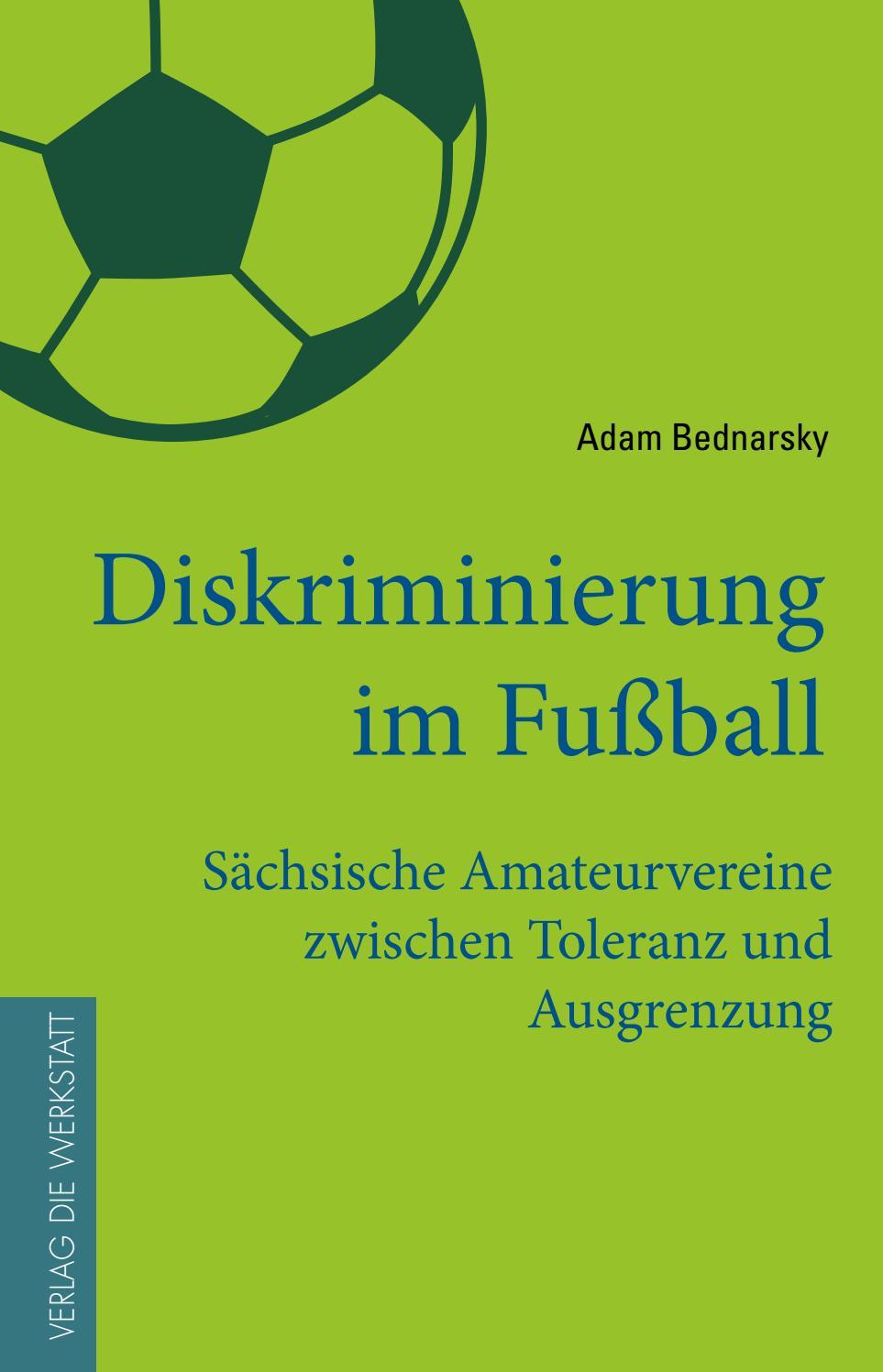 Diskriminierung Im Fussball Leseprobe By Verlag Die