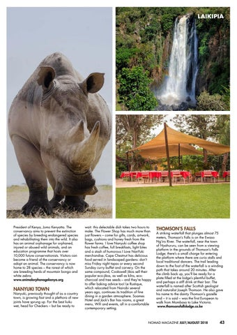 Page 45 of 5 Things to Do in Laikipia