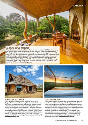 Page 47 of 6 of Our Best Luxury Lodges