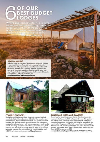Page 48 of 6 of Our Best Budget Lodges