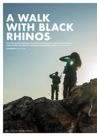 Page 50 of A Walk with Black Rhinos