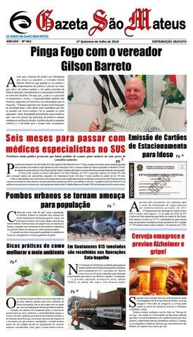 967c499ffcd2 Gazeta São Mateus - edição 462 by Gazeta São Mateus - issuu